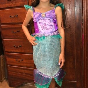 Party City Costumes - ARIEL MERMAID COSTUME!!! ORDER NOW!!!💚💜